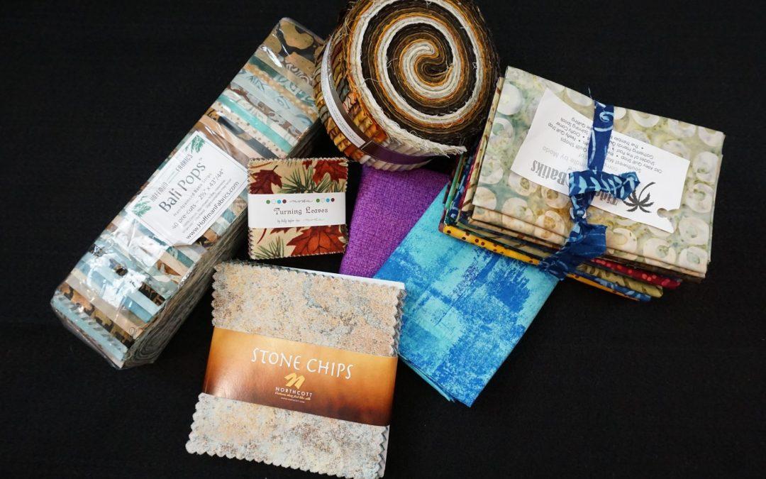 Quilting Basics: Fabric Pre-Cuts