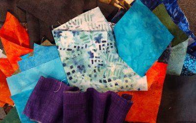 Quilting Basics: Fabric