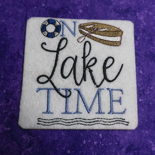 On Lake Time Coaster