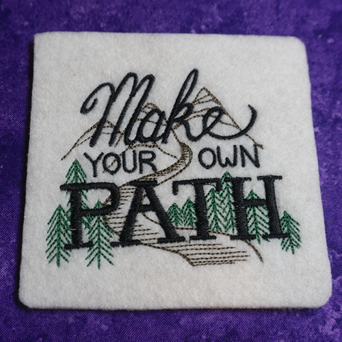 Make Your Own Path Coaster